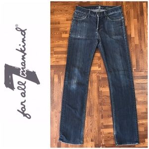 7 For All Mankind, The Slimmy Jeans
